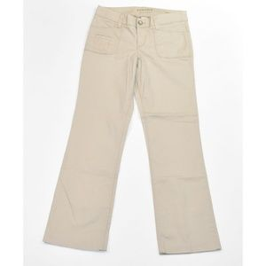 SONOMA Modern Boot Cut Chinos Pants SIZE 6